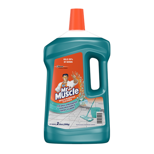 Mr Muscle 5in1 Multi Purpose Cleaner Ocean Escape 2L