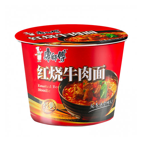 Kang Shi Fu Instant Bowl Noodle - Roasted Beef 106g