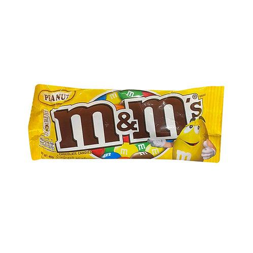 M&M's Chocolate Candies - Peanut 40g