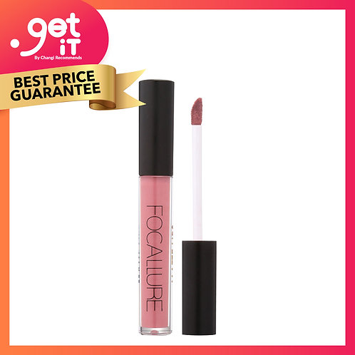 Focallure Matte waterproof lipstick-10 Ruddy Pink