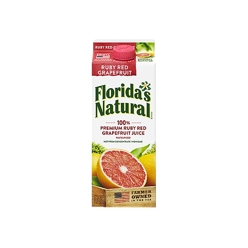 Florida's Natural 100% Fresh Juice - Ruby Red Grapefruit 1.5L