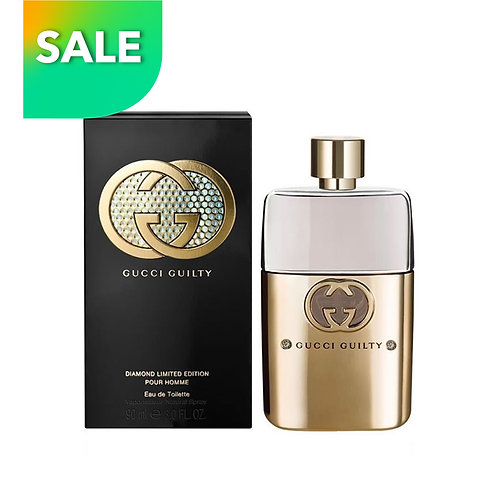 Gucci Guilty Diamond Limited Edition Pour Homme 90ml
