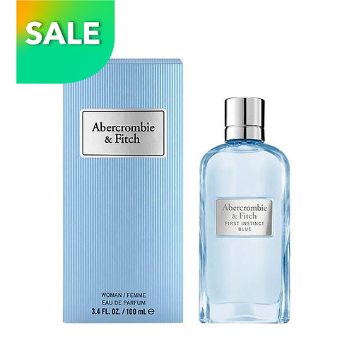 Abercrombie & Fitch First Instinct Blue Pour Femme EDP 100ml