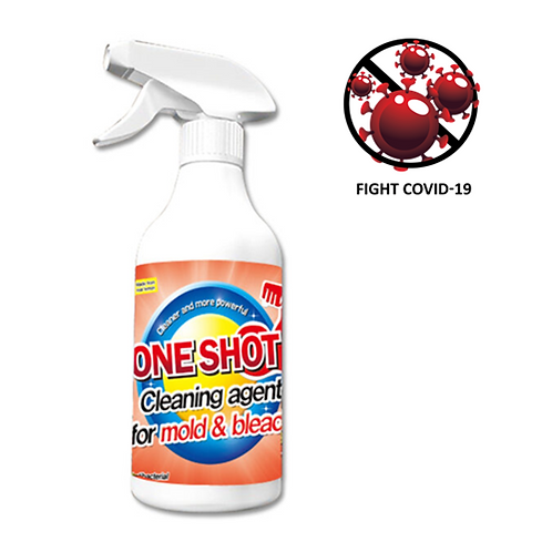 The SSEN Mold and Bleach Cleaner