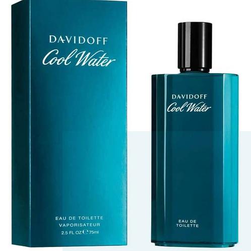 Davidoff Cool Water Eau De Toilette Perfume125ml