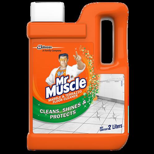 Mr Muscle Marble & Terrazzo 3in1 Floor Cleaner 2L
