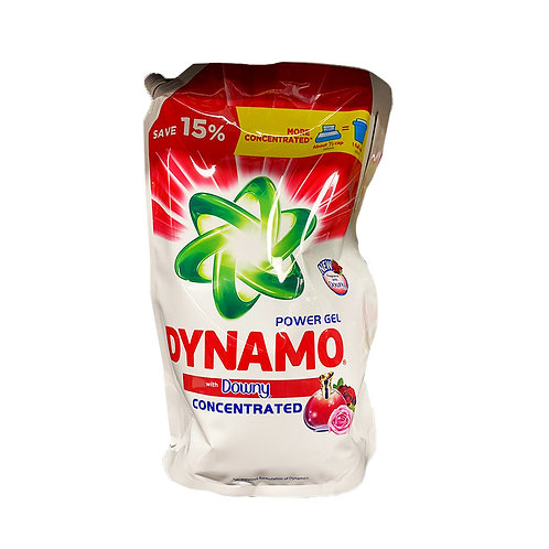 Dynamo Power Gel Laundry Detergent Refill - Downy 1.44L