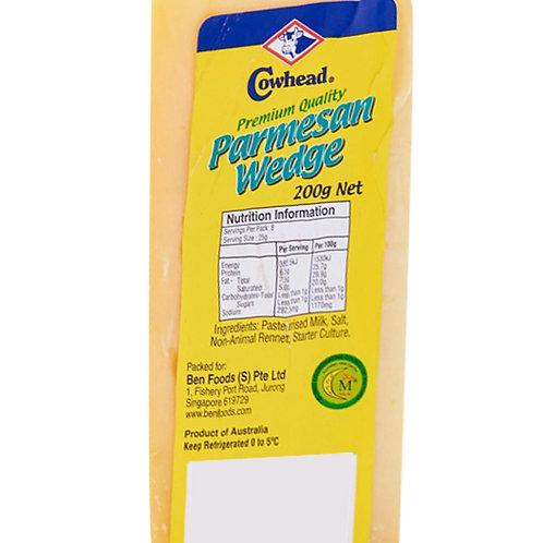 Cowhead Cheese - Parmesan (Wedge) 200g
