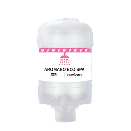 Eco Spa Shower Filter - Strawberry