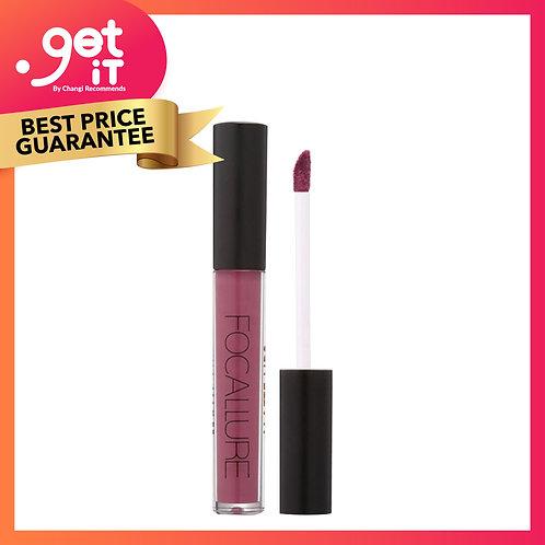 Focallure Matte waterproof lipstick-13 Wine