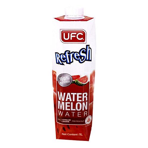 UFC Refresh 100% Natural Watermelon Water 1L