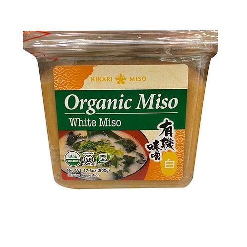 Hikari Miso - Organic Miso Paste (White)