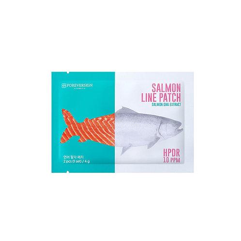 Salmon Line Patch (10Pcs)