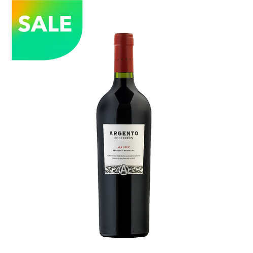ARGENTO SELECCION MALBEC 750ML