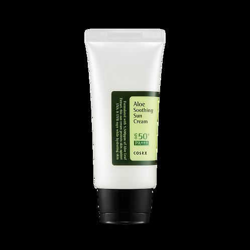 Cosrx Aloe Soothing Sun Cream Spf50 Pa+++ 50ml�