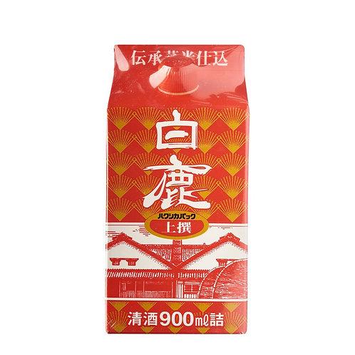 HAKUSHIKA SAKE PACK 15% 900ML