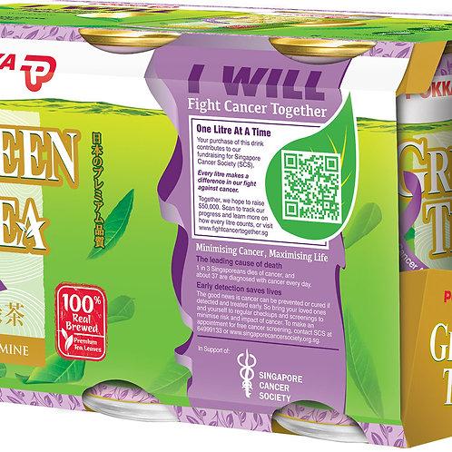 Pokka Can Drink - Jasmine Green Tea 6 x 300ml