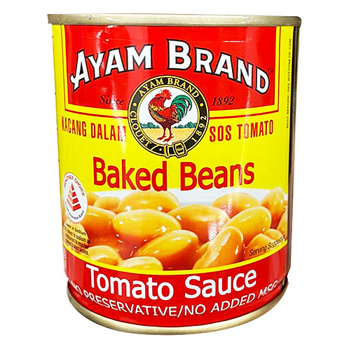 Ayam Brand Baked Beans - Tomato Sauce 425g
