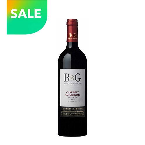 B&G CABERNET SAUVIGNON RESERVE 750ML