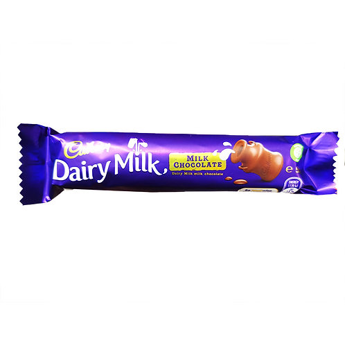 Cadbury Dairy Milk Chocolate Bar - Original 50g