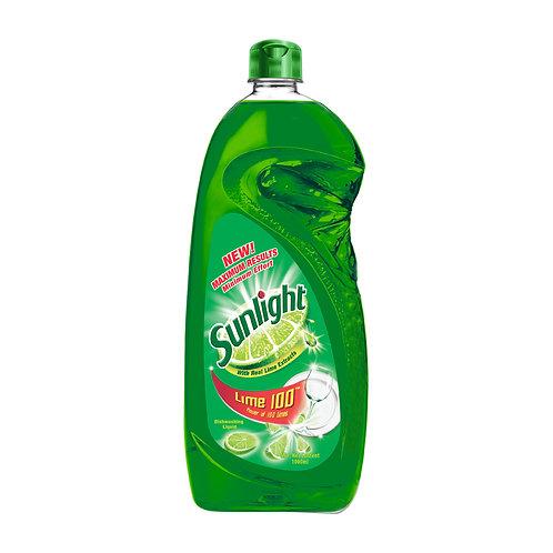 Sunlight Dishwashing Liquid Lime 1000ml