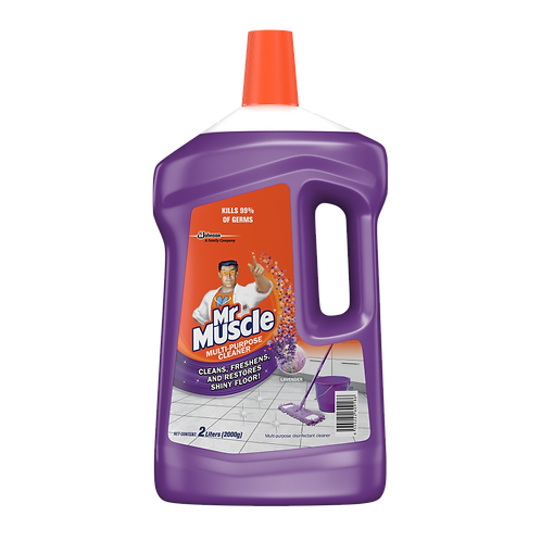 Mr Muscle 5in1 Multi Purpose Cleaner Lavender 2L