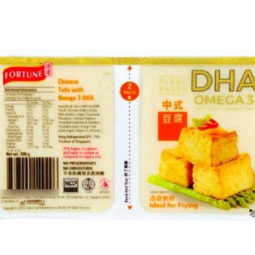 Fortune Chinese Tofu - Omega 3 DHA 300g