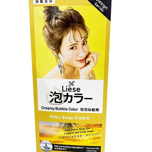 Liese Creamy Bubble Hair Colour - Milky Beige
