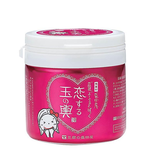 Yoghurt Rose Face Pack Tamanokoshi