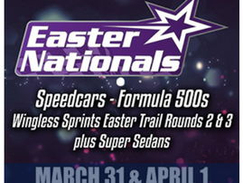 NOMINATE FOR THE EASTER SPEEDCAR NATIONALS