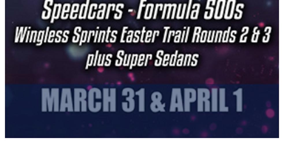 Speedcar Easter Nationals