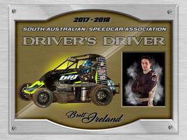 SASA 2017-2018 Driver's Driver