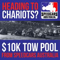 $10k Speedcars Australia Chariots Tow Pool!