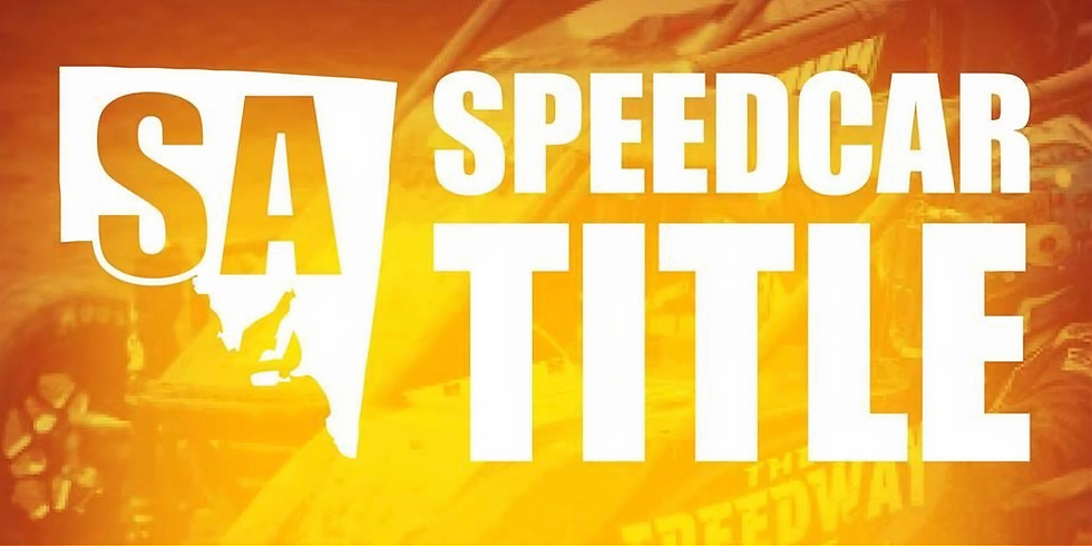 68th SA Speedcar Championship
