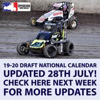 Updated National Calendar