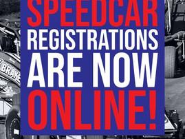 SPEEDCARS AUSTRALIA REGISTRATIONS & COMPETITOR DECLARATIONS NOW ONLINE!