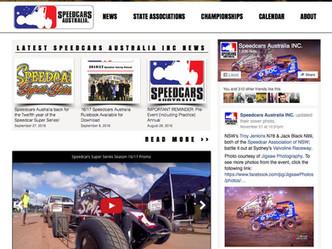 Speedcars Australia Is Back Online!