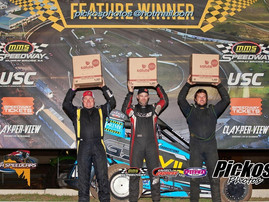 Wigzell Wins Salute TP Challenge!