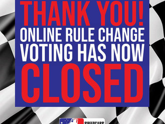 ONLINE VOTING HAS NOW CLOSED