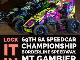 69th SA Speedcar Title to the Mount!