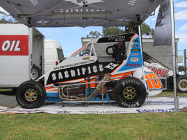 SA SPEEDCAR CHAMPIONSHIP HEADLINES A BORDERLINE FRIDAY NIGHT SPECIAL