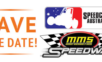 Australian Speedcar Championship to SA's Murray Bridge Speedway in February 2018!