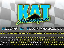 KAT Motorsport Fuels Aussie Speedcar Podium Prizes!