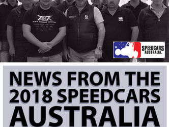 News From the 2018 Speedcars Australia National Conference!