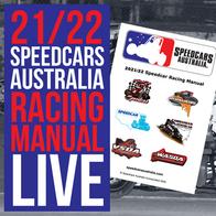 21/22 SPEEDCARS AUSTRALIA RACING MANUAL LIVE ONLINE