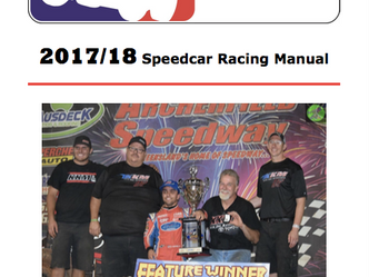 17/18 Speedcars Australia Rulebook Available for Download