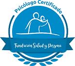 Psicólogo certificado