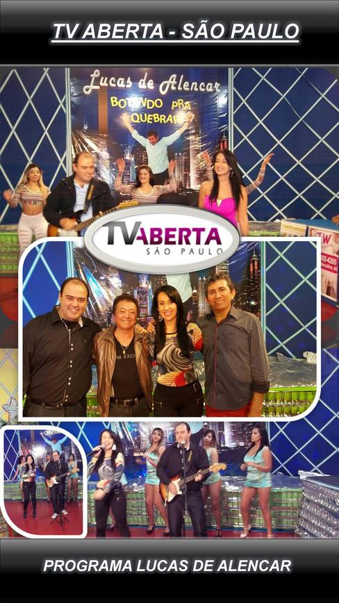 TV ABERTA SP