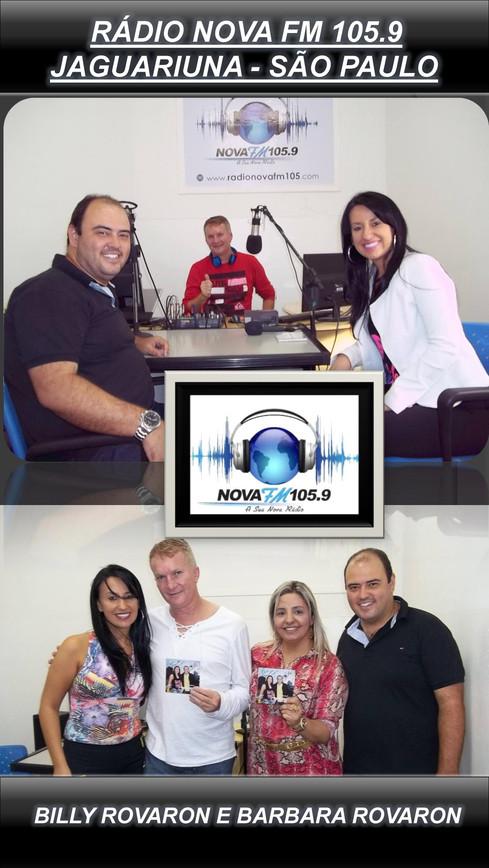 RADIO NOVA FM SP