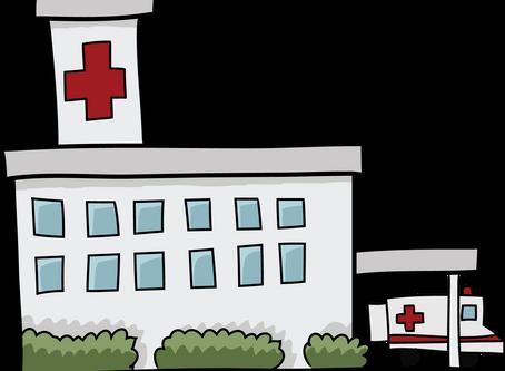 Οι κατακλίσεις στα νοσοκομεία.